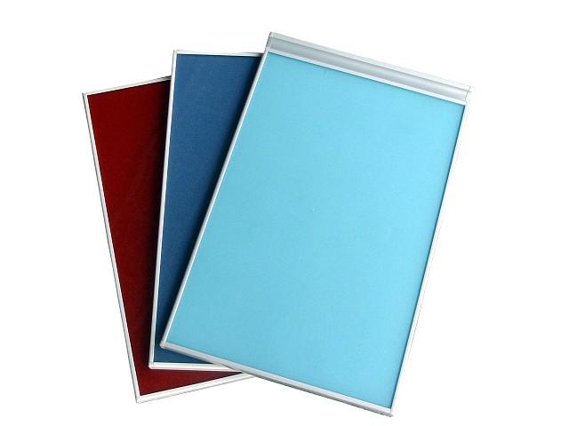 第七代晶钢门板(PVC防水橱柜板)铝合金包边