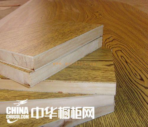 蓝H贴面板-橱柜门板-三聚氰胺细木工防火板