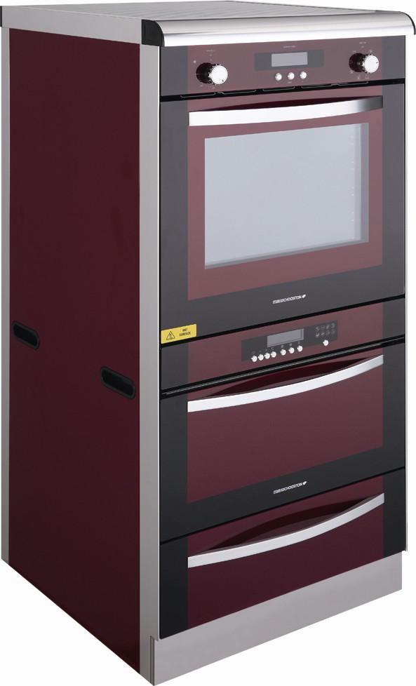 供应蒸烤箱/整体厨房橱柜/集成无烟环保灶