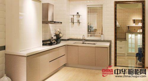 美高印象厨柜-整体橱柜- 米兰风尚