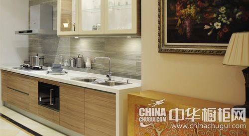 美高印象厨柜-整体橱柜-庭院初秋