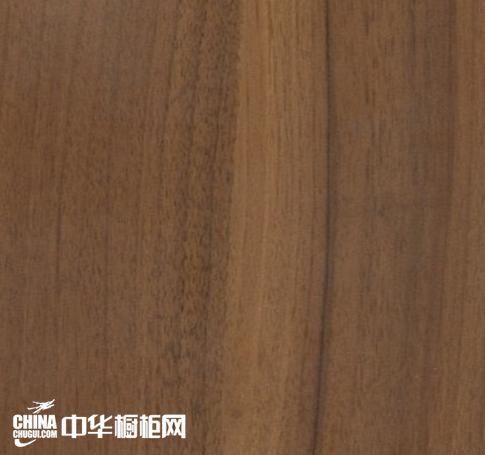 爱加飘板材-爱加板木纹-C-M208 黑胡桃 三胺板