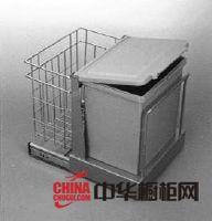EQ牌五金-橱柜五金-垃圾桶