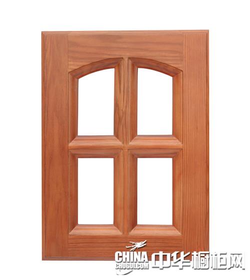 容桂晶致-橱柜门板-水曲柳玻璃门板