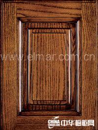 埃尔默-橱柜门板-美国橡木MB-8001