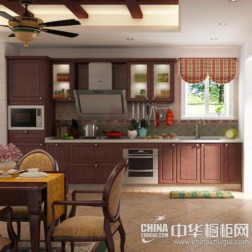 时光TIME-G-home桔家橱柜整体厨柜