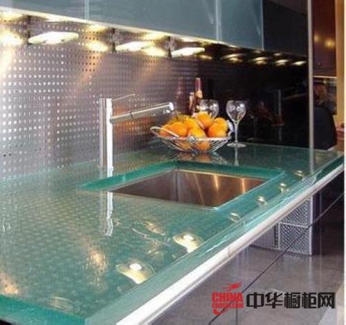 北京宜然防爆玻璃台面-橱柜台面-防爆玻璃台面