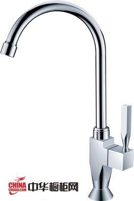 欧逸不锈钢水槽-厨房水龙头-02单冷水龙头