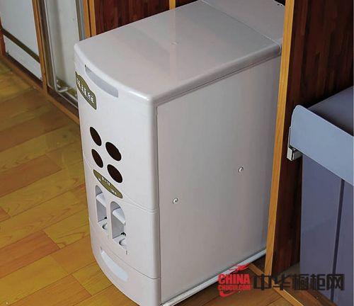宝田厨房设备-抽拉式米箱