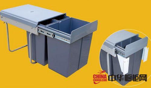 宝田厨房设备-塑料收纳桶