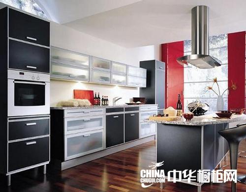 金超橱柜-整体橱柜-UV面板系列厨柜