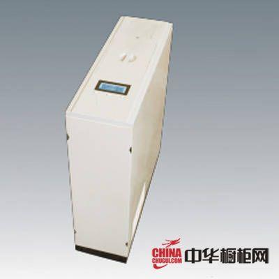 威尔特厨具-米箱系列-全自动抽拉式液晶米柜
