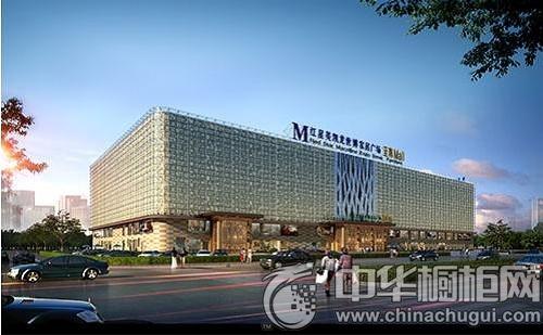 樱川橱电强势进驻武汉红星美凯龙,欧亚达家居连锁卖场图片