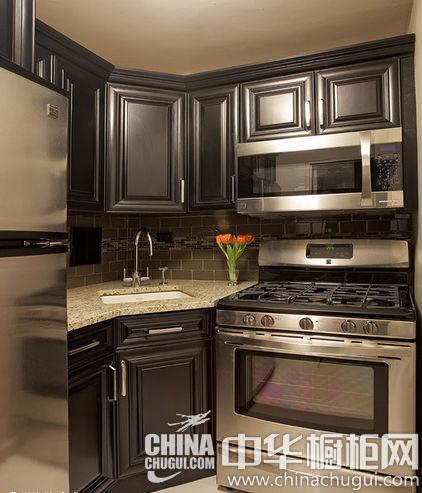 厨房转角水槽设计 让死角发挥作用