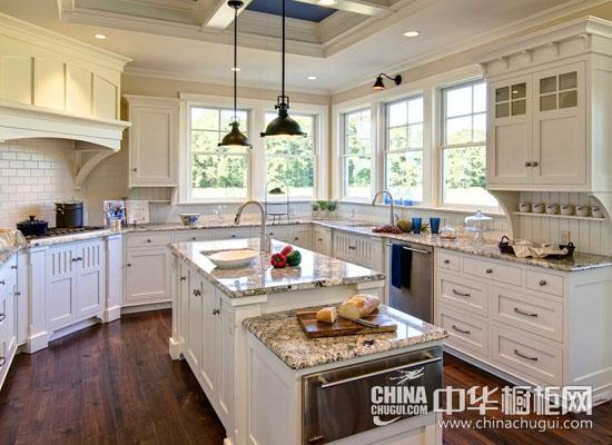 最值得推荐的美式厨房装修案例