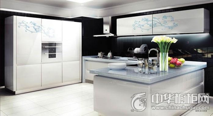 家博士厨柜-现代简约系列-流水溢彩