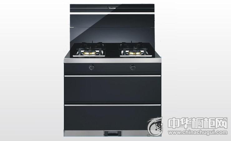 金帝集成灶-魔力黑-两气 W900