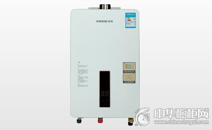 金帝-数码恒温燃气热水器 JSQ24-FX01