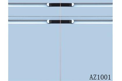 赫名橱柜-模压门板木色-AZ1001