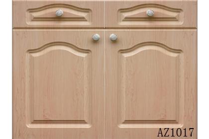 赫名橱柜-模压门板木色-AZ1017