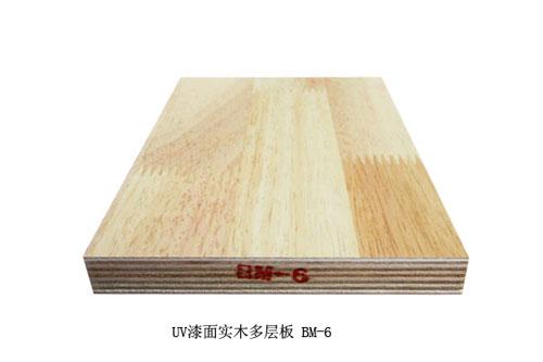 嘉德林橱柜-橱柜门板-UV漆面实木多层板 BM-6