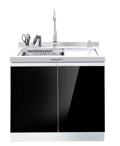 邦的集成灶-水槽-800A