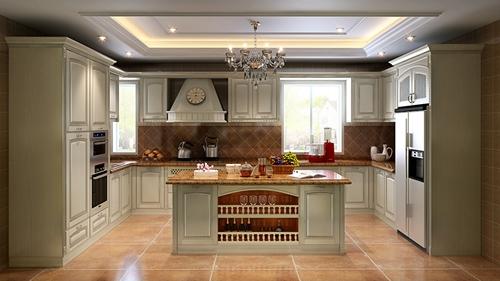 蓝谷智能厨房-整体橱柜-皇家X系列