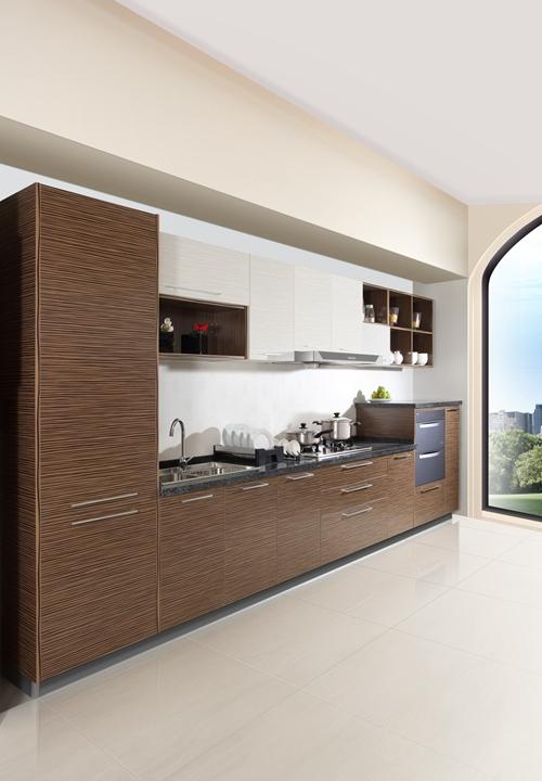骊住海尔住建设施(青岛)有限公司供应海尔整体厨房