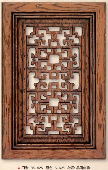 生产 橱柜门板-欧式风格