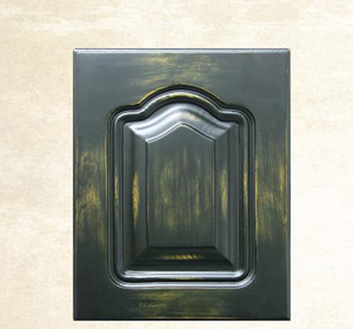 拉菲尼橱柜-橱柜门板-墨色美式门板