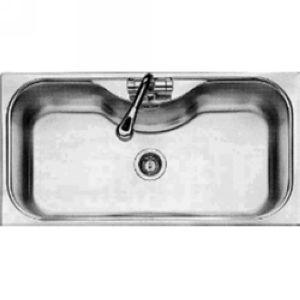 欧美佳电 -不锈钢水盆-1555/000