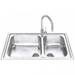 欧美佳电 -不锈钢水盆- LG862