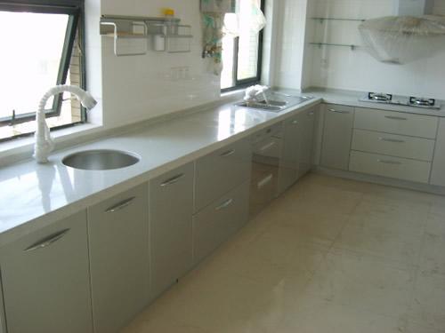 定制厨房洗手台 餐厅操作台来图定制厂价直销
