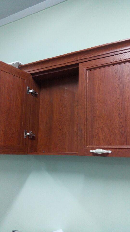 上海高夫橱柜-实木合金橱柜门板