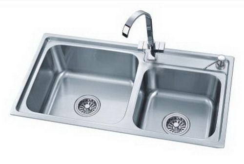 博正电器-不锈钢水槽-LQ8043