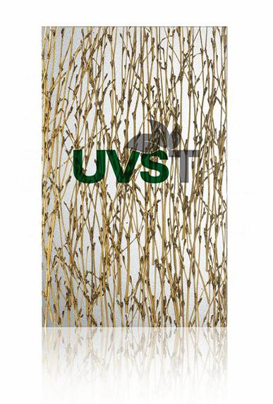 优威斯特-透光板夹层植物树脂板-Z0004
