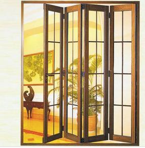威密斯-不锈钢折叠门