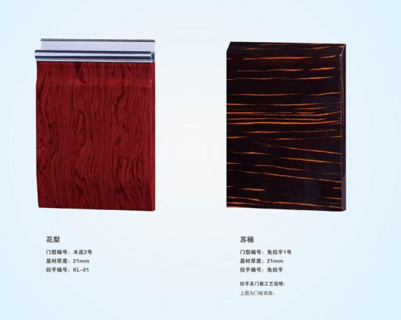 卡正家具门板-烤漆吸塑门板