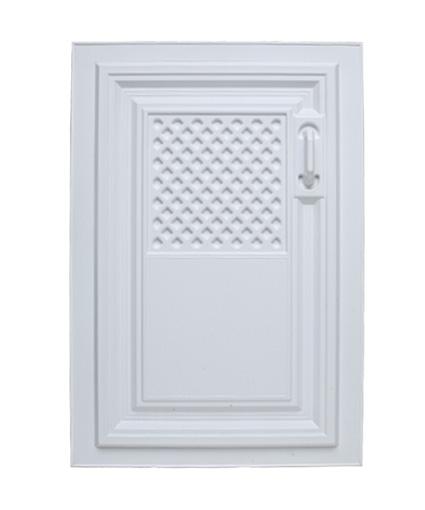 9益家居-橱柜实木门板-JY-1103