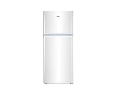 tcl集成灶-电冰箱-家用小双门 芭蕾白 118L