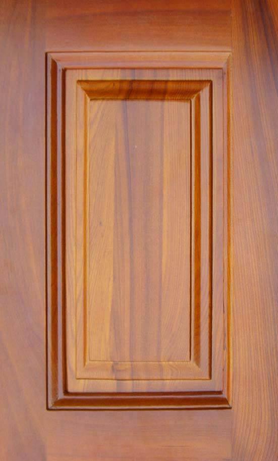 木枫宅配-实木橱柜门板