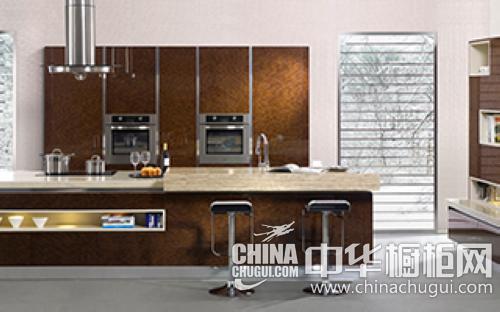 桔家橱柜G-home-现代系-深色色彩