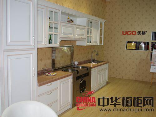 供应优格厨房电器-整体橱柜-欧式简白