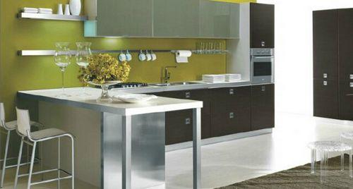 大唐宅配橱柜-不锈钢系列-可拆装式不锈钢水槽柜