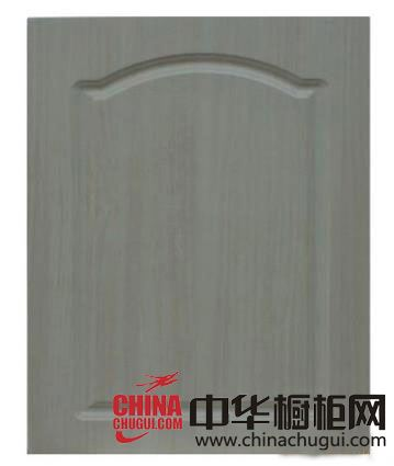 百年九韵橱柜门板-台湾膜膜压吸塑橱柜门板