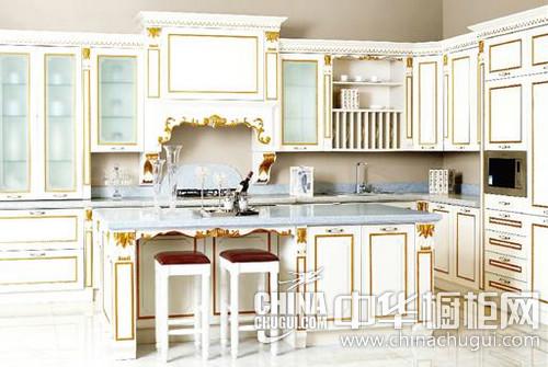 佳橱维思意式厨房-天鹅湖整体橱柜