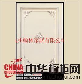 翰林橱柜门板-吸塑仿古复古风系列