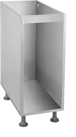 樱川铬钢橱柜-米箱柜