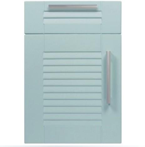 艾嘉整体橱柜-模压橱柜门型-天蓝