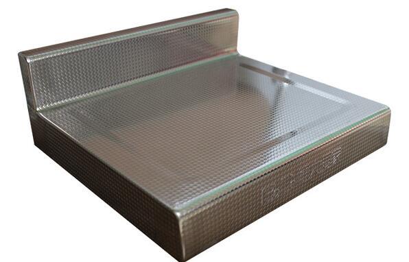 不锈钢组装柜体台面